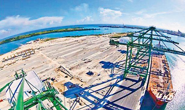 Rastrea el operador portuario Hutchison Ports mercancía y buques desde app