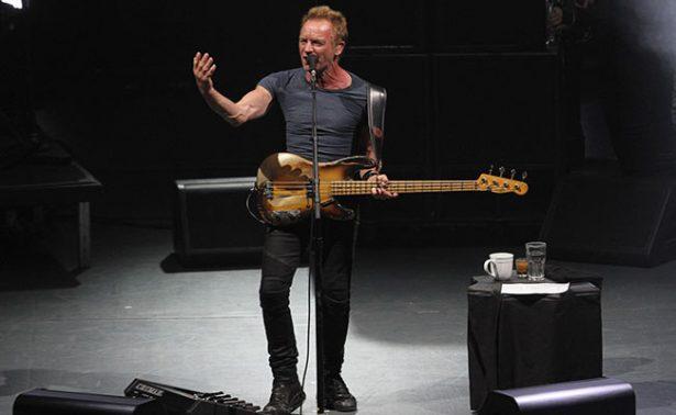 No hago música para ganar premios, ni por dinero: Sting