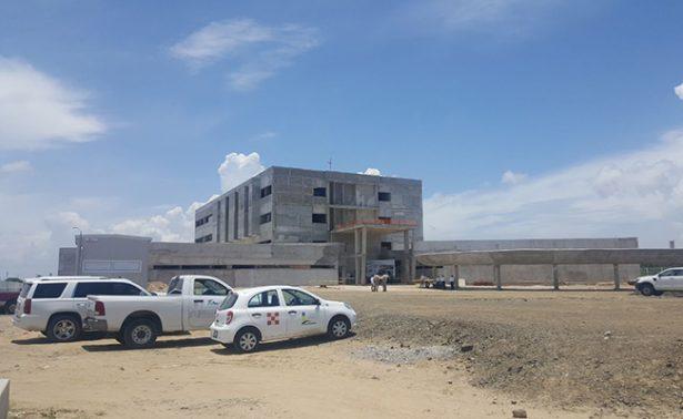 Detenida la construcción del nuevo hospital civil