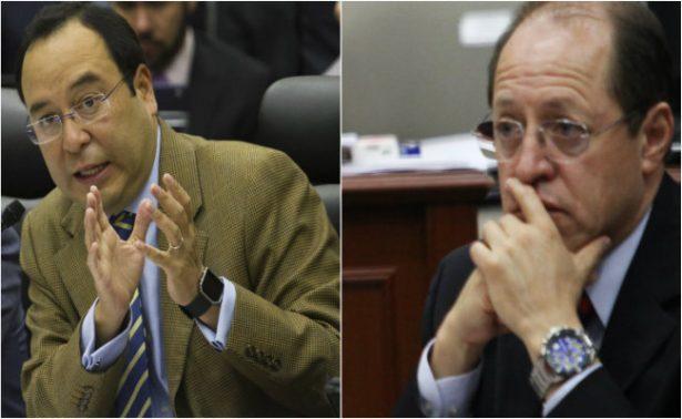 """Consejeros del INE se """"agarran"""" en Twitter por rebase de gastos electorales"""