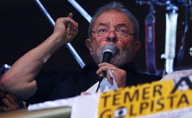 Protestan brasileños contra ajustes de Temer; Lula se une a reclamos