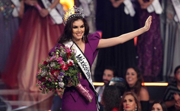 🌟Exclusiva Este triunfo se lo dedico a Sinaloa: Miss México 2017