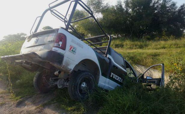 Emboscan a policías en San Fernando, Tamaulipas