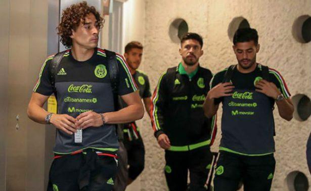 México viaja a Rusia para disputar la Confederaciones