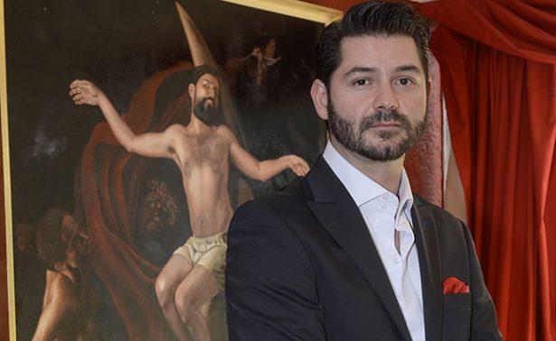 Federico Kampf, el mexicano que  nació artista