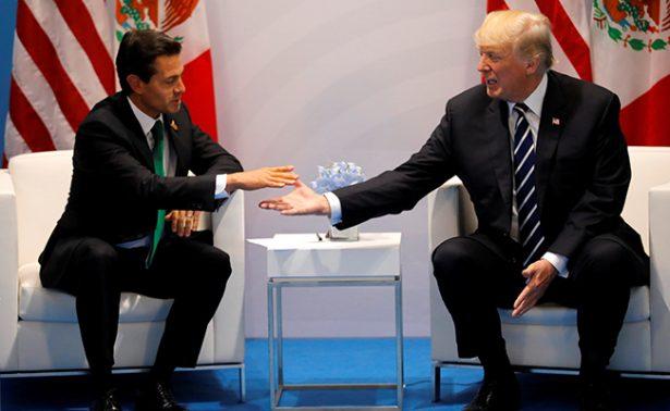 Comentario de Trump opacó tema migratorio