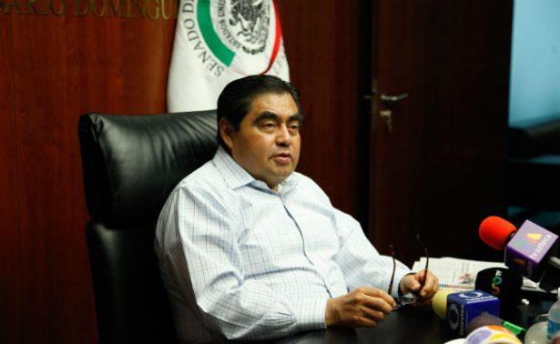 Fuerza Conago es ilegal y con tintes políticos, afirma Barbosa
