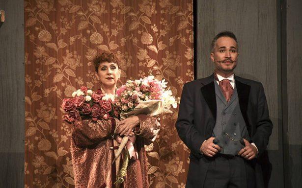 La actriz Pilar Bolivier estrena la puesta en escena La divina ilusión