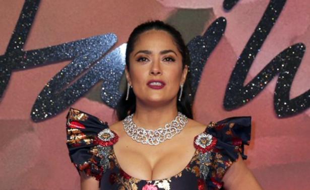 México tiene un lugar especial en Cannes: Salma Hayek