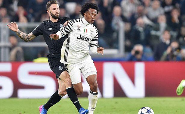 Juventus gana 1-0 al Porto y sella su pase a cuartos en la Champions League