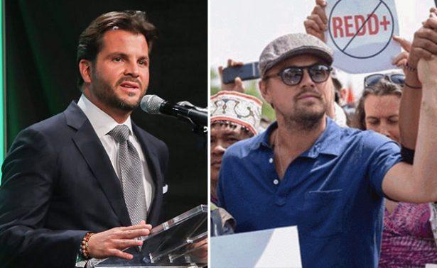 México le dice que sí a DiCaprio y pide ayude a vaquita marina