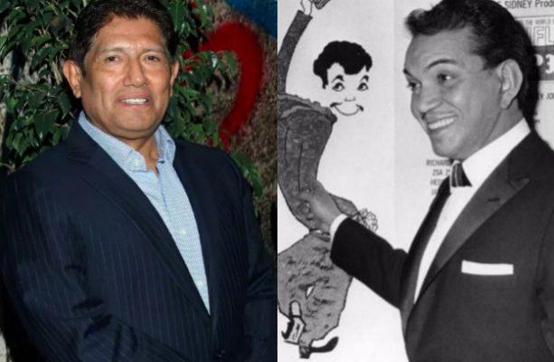 """Serie de """"Cantinflas"""" continúa, asegura Juan Osorio"""