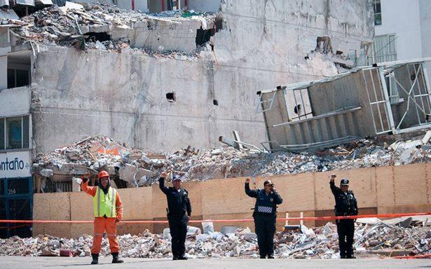 Recuerda el Papa Francisco los sismos registrados en México en 2017