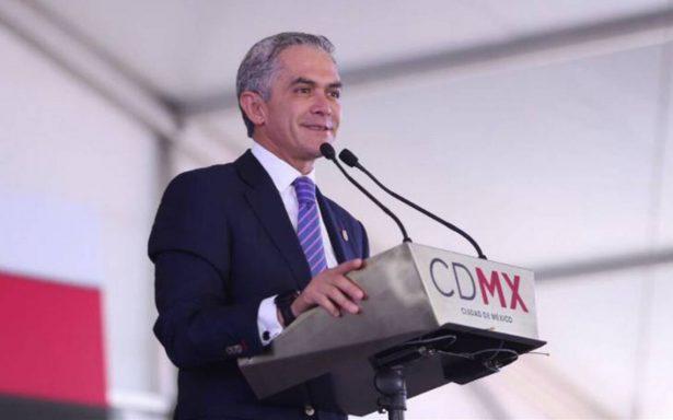 No será culpa de México si se termina elTLCAN: Mancera
