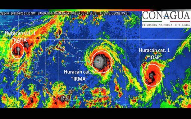 ¿Por qué tienen nombres de personas tormentas y huracanes?