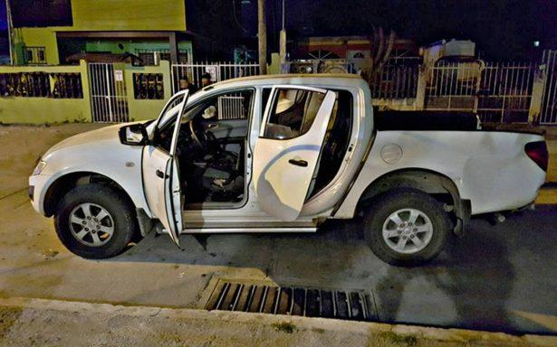 Balacera en la México-Tuxpan