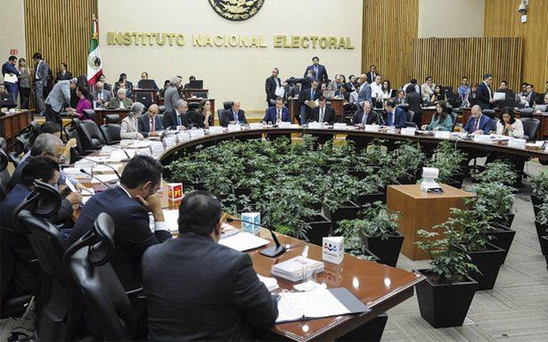 INE encuentra irregularidades en firmas de algunos independientes