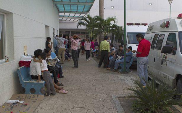 Reportan 19 niños graves por explosión de cohetes