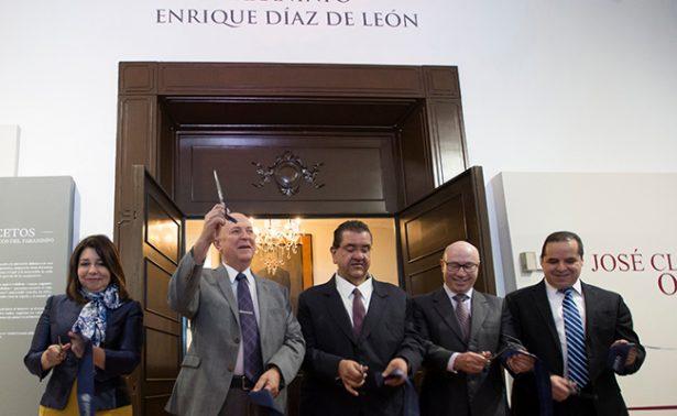 Resurge El Hombre Creador de Orozco  en Guadalajara