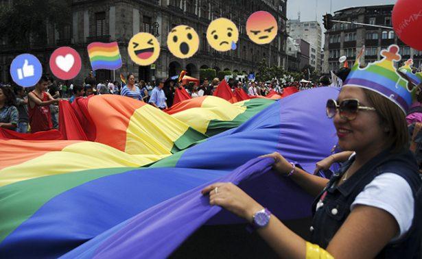 Facebook lanza nueva reacción para celebrar el Mes del Orgullo Gay