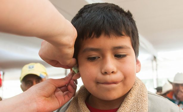 Con discapacidad auditiva o de lenguaje 16 mil menores