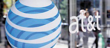 Ingresos de la firma AT&T en México crecieron un 9.7%