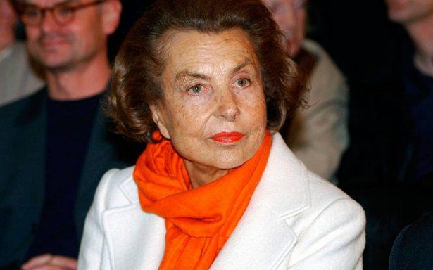 Muere la dueña de L'Oréal, Liliane Bettencourt, la mujer más rica del mundo