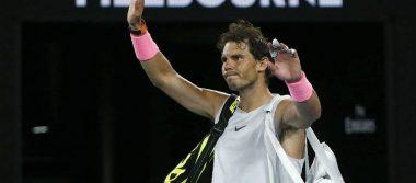 Rafael Nadal se retira del Abierto de Australia por lesión