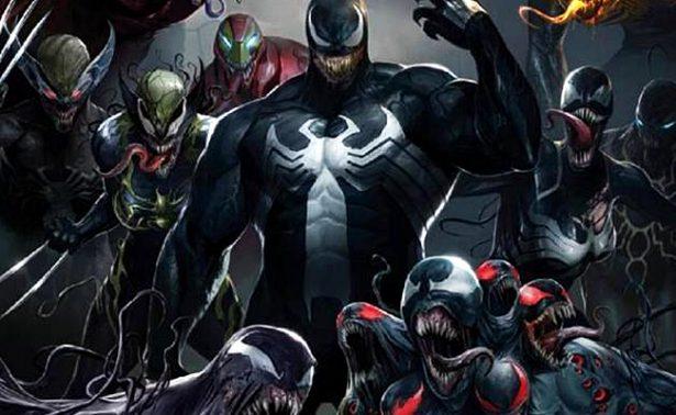 Sony lanzará película de Venom, enemigo de Spider-Man
