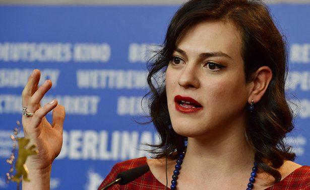 """Daniela Vega, aclamada en la Berlinale por su """"mujer fantástica"""""""