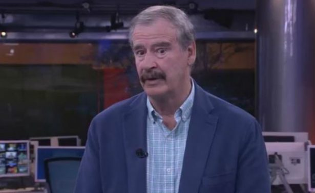 """Para Vicente Fox la """"fórmula ganadora"""" del 2018 puede ser la alianza PAN-PRD"""