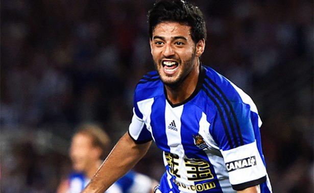 Vela superó a Reyes en la fecha 22 de la Liga española.