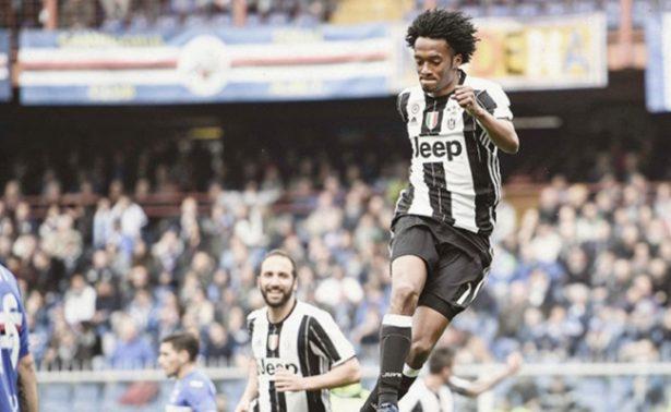 Vence Juventus a Sampdoria por 1-0 en Italia