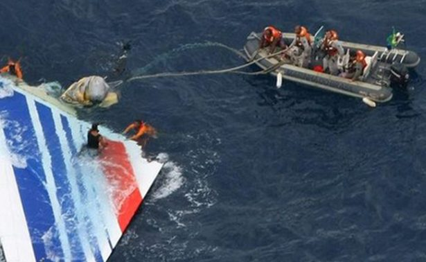Hallan restos de avioneta desaparecida en el Triángulo de las Bermudas