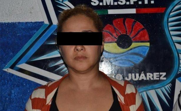 """Ella es """"Doña Lety"""", la narco que controla la zona hotelera de Cancún"""