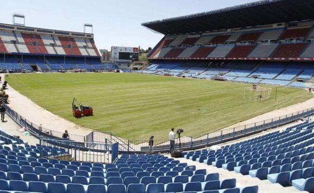 Estadio Vicente Calderón acogerá la final de Copa del Rey