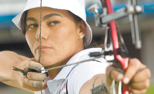 Alejandra Valencia, cuarta en Copa del Mundo de Tiro con Arco