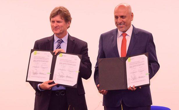 Conacyt y Sectur firman convenio de trabajo para impulsar conectividad en el país
