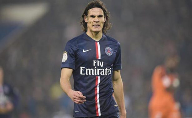 Cavani, el mejor jugador de la Liga francesa
