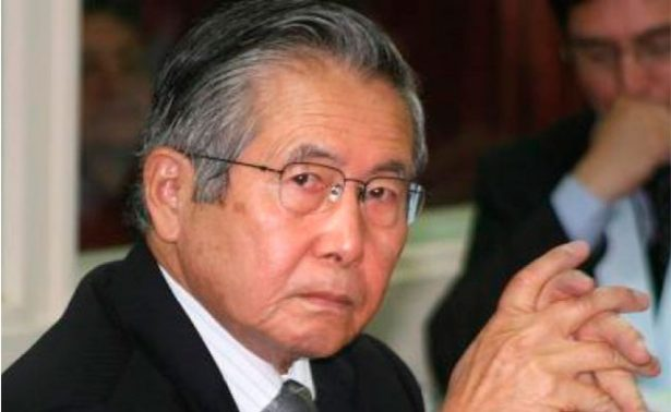 Expresidente Alberto Fujimori, hospitalizado de emergencia en Perú