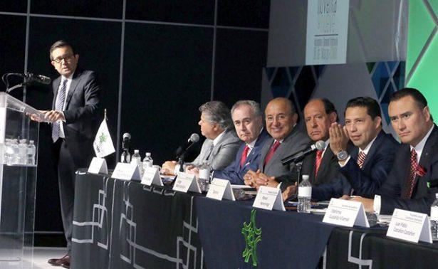Reeligen a Manuel Herrera como titular de la Concamin