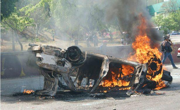 Violencia de grupos sindicales deja  muerto en Oaxaca