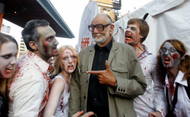 Muere icónico creador de filmes de zombies, George A. Romero