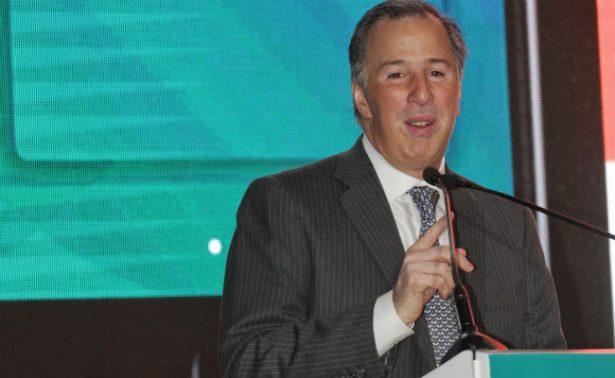 Primera ronda de negociación del TLCAN, buena noticia para mercados: Meade