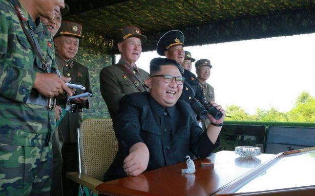"""Tensión no cesa… Norcorea amenaza con """"hundir"""" todo EU en caso de agresión"""