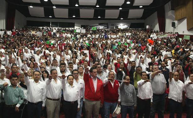 Campaña mexiquense será reflejo de unidad y fortaleza