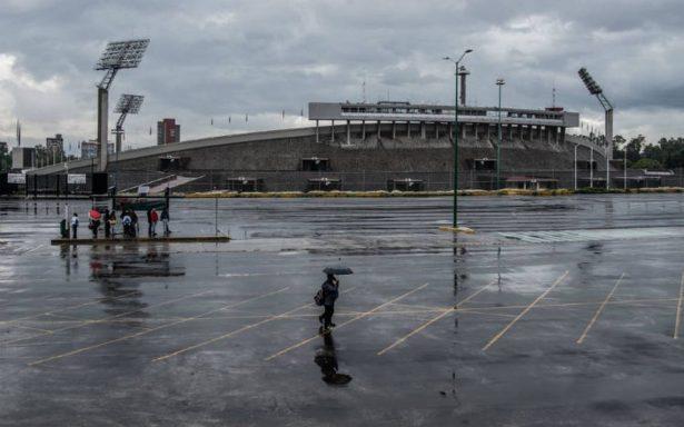 Por lluvia matutina, Metro CDMX instrumenta marcha de seguridad