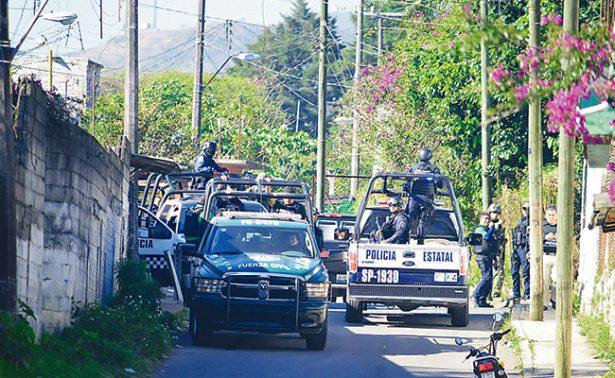 Rescatan en Río Blanco a siete secuestrados