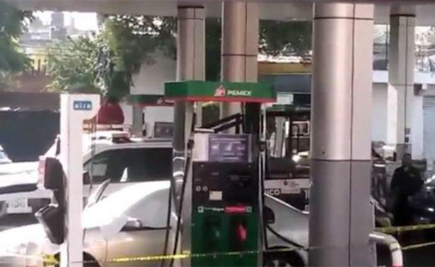 Conductor pierde la vida al ser baleado en Tenayuca