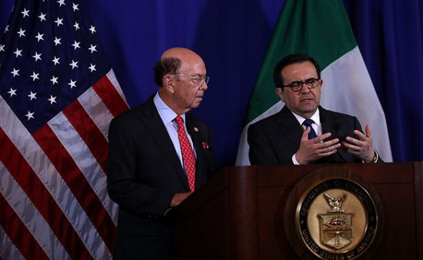 Impuesto fronterizo de EU violaría reglas de la OMC,asegura Guajardo